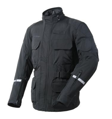 【ROUGH&ROAD】Gore-Tex(R) SSF外口袋型騎士外套FP - 「Webike-摩托百貨」