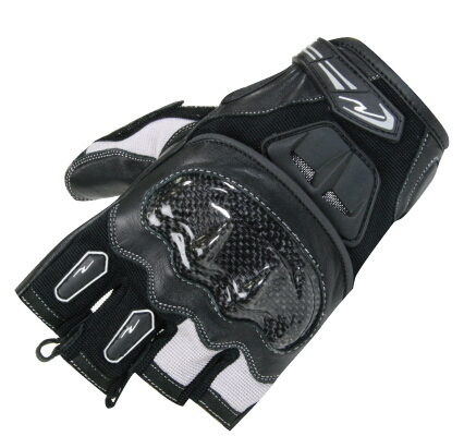 【ROUGH&ROAD】防護半指手套 - 「Webike-摩托百貨」