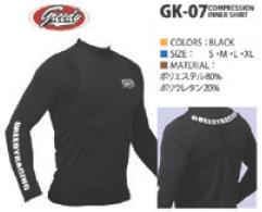 【GREEDY】壓縮內穿衣 - 「Webike-摩托百貨」