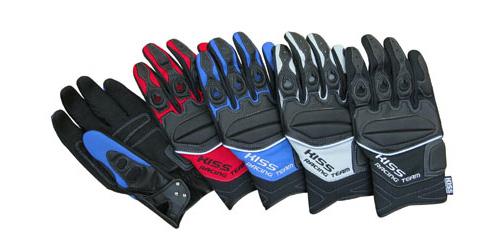 【KISS】MG-13 硬式防護手套 - 「Webike-摩托百貨」