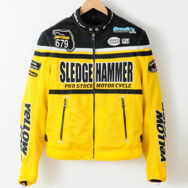 【YELLOW CORN】BB-4104 textile夾克(黑色/黃色) - 「Webike-摩托百貨」