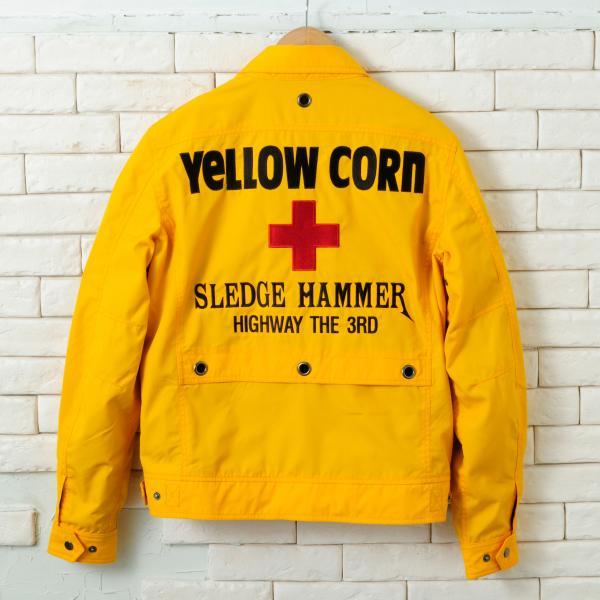 【YELLOW CORN】YB-4100 Textile外套(黃) - 「Webike-摩托百貨」
