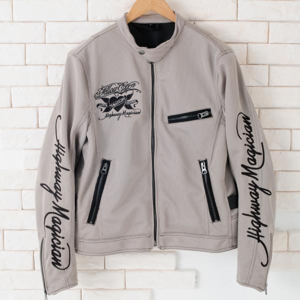 【YELLOW CORN】YB-4103 Textile外套(沙色) - 「Webike-摩托百貨」