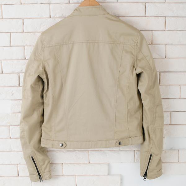 【YELLOW CORN】YB-4120L Textile女用外套(米色) - 「Webike-摩托百貨」