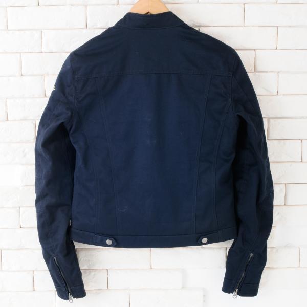 【YELLOW CORN】YB-4120L Textile女用外套(海軍藍) - 「Webike-摩托百貨」