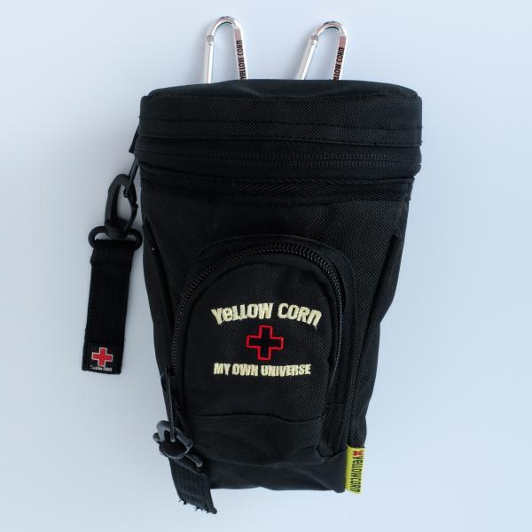 【YELLOW CORN】YE-44 包包(黑色) - 「Webike-摩托百貨」