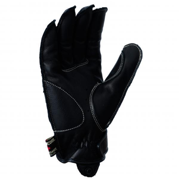 【YELLOW CORN】YG-225 手套(黑) - 「Webike-摩托百貨」