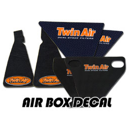 【TWIN AIR】空濾箱貼紙 - 「Webike-摩托百貨」