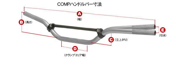 【ZETA】COMP 把手 - 「Webike-摩托百貨」