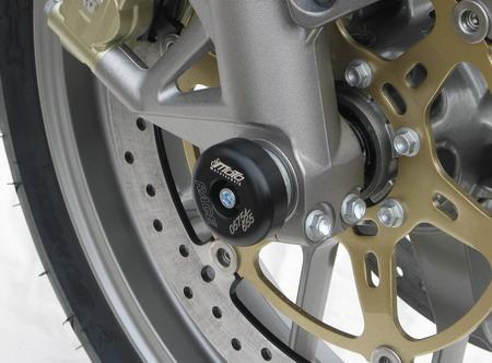 【GSG MOTOTECHNIK】前軸保護滑塊 (防倒球) Quick Mount Type - 「Webike-摩托百貨」
