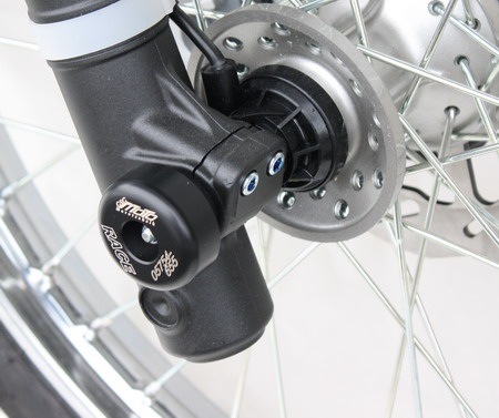 【GSG MOTOTECHNIK】前軸保護滑塊 (防倒球) 軸貫通型 - 「Webike-摩托百貨」