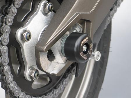 【GSG MOTOTECHNIK】後軸保護滑塊 (防倒球) 軸貫通型 - 「Webike-摩托百貨」
