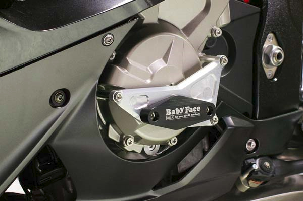 【BABYFACE】引擎滑塊 (防倒球) - 「Webike-摩托百貨」