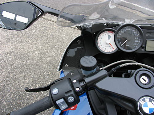 【Sasaki Sports Club】碳纖維儀錶側面板 - 「Webike-摩托百貨」
