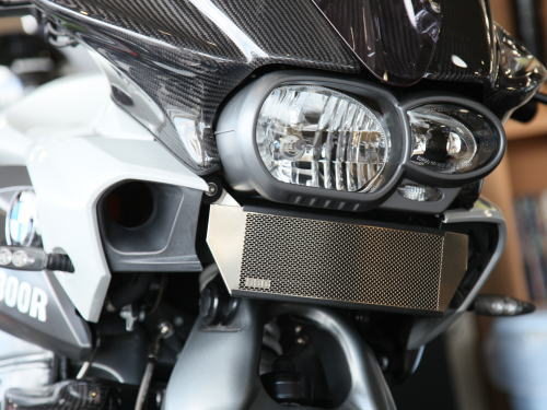 【Sasaki Sports Club】鈦合金機油冷卻器護罩 - 「Webike-摩托百貨」