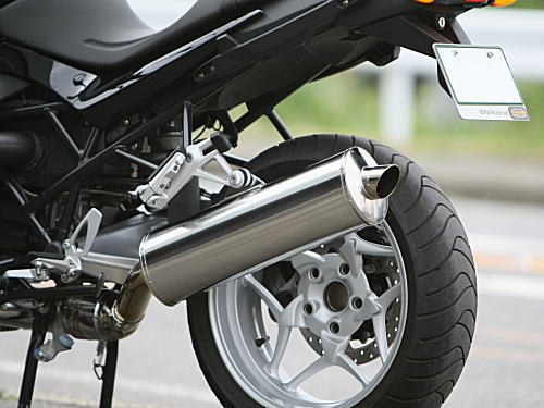 【Sasaki Sports Club】鈦合金排氣管尾段 Type R - 「Webike-摩托百貨」