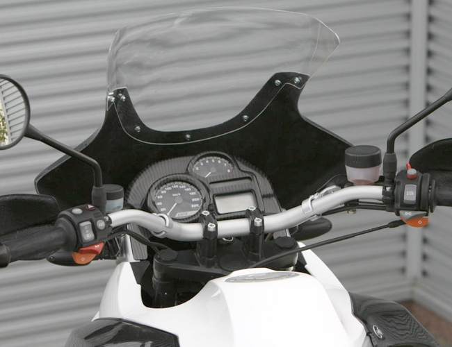 【Sasaki Sports Club】頭燈整流罩 - 「Webike-摩托百貨」