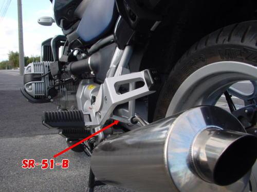 【Sasaki Sports Club】排氣管支架 - 「Webike-摩托百貨」