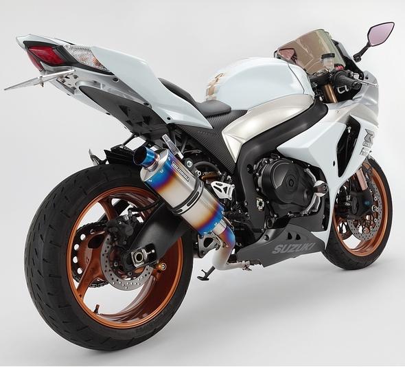 【BEAMS】BMS R-EVO方形彩色漸層競賽型排氣管尾段  - 「Webike-摩托百貨」