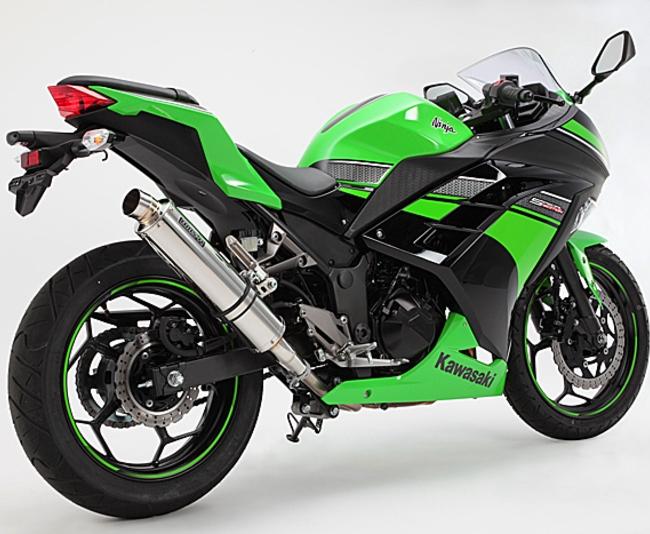 【BEAMS】Racing Type R-EVO 不銹鋼拋光排氣管尾段 - 「Webike-摩托百貨」