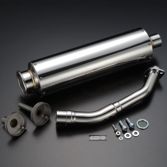 【BEAMS】SS400 Sonic SP排氣管 - 「Webike-摩托百貨」