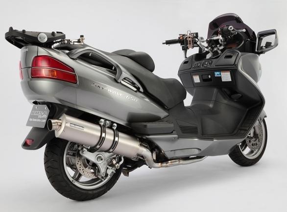 【BEAMS】R-EVO橢圓形鈦合金消音器 - 「Webike-摩托百貨」