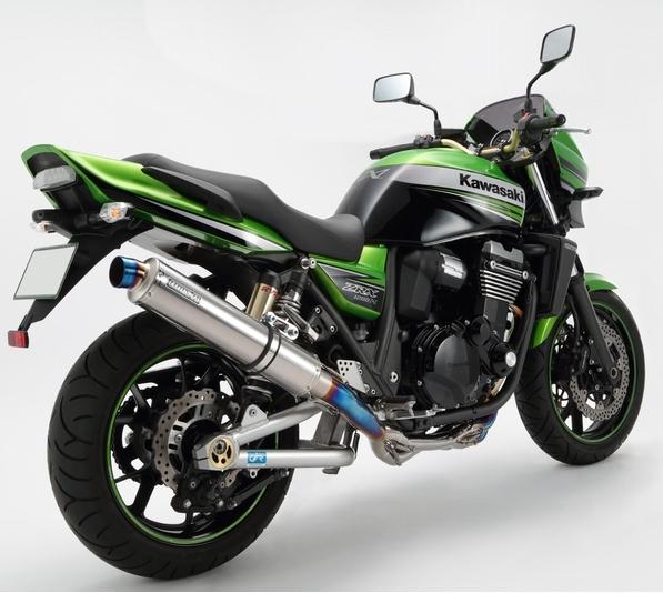 【BEAMS】R-EVO 燒色鈦合金 全段排氣管 - 「Webike-摩托百貨」
