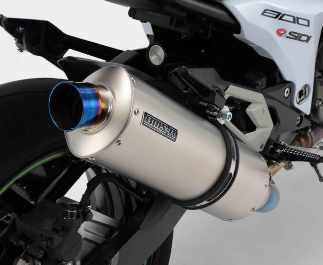 【BEAMS】R-EVO 鈦合金 排氣管尾段 (JMCA認證) - 「Webike-摩托百貨」
