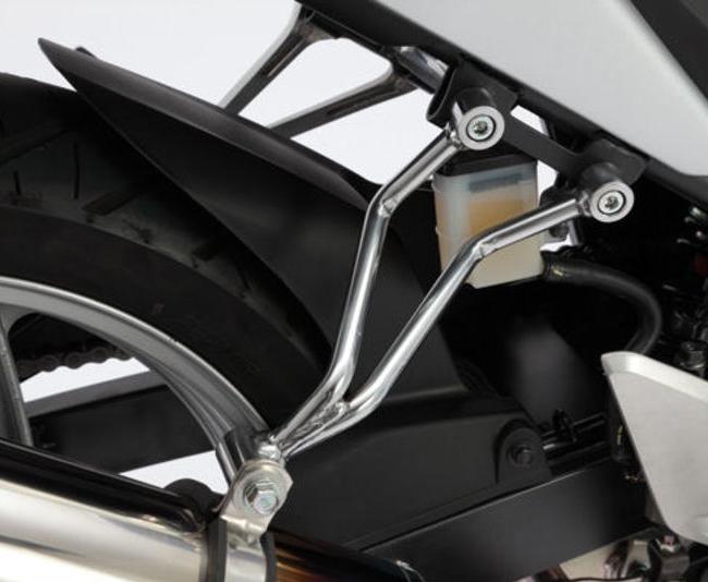 【BEAMS】Race用排氣管支架 - 「Webike-摩托百貨」