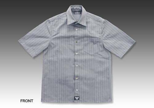 【BREDGE】Short Sleeve Work 襯衫 - 「Webike-摩托百貨」