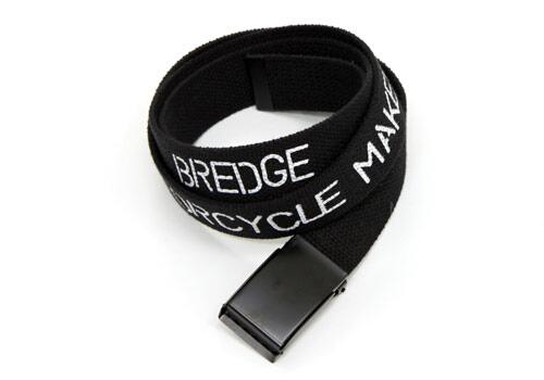 【BREDGE】帆布腰帶 - 「Webike-摩托百貨」