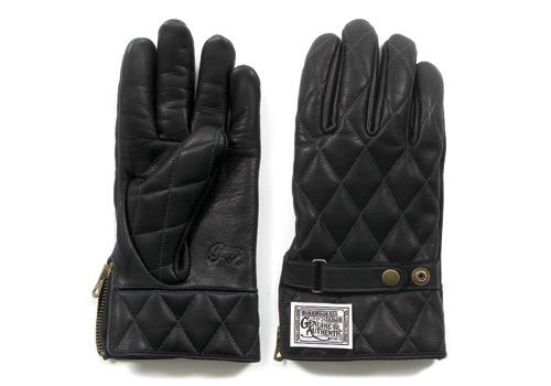 【BREDGE】Diagonal手套 - 「Webike-摩托百貨」