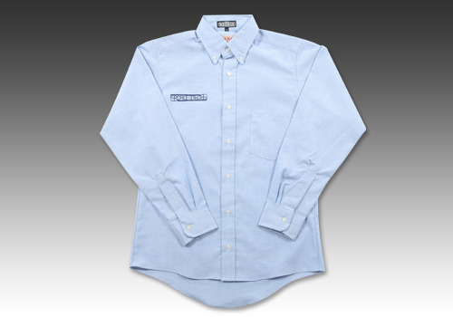 【BREDGE】【BREDGE×RED KAP】 OxfordBD襯衫 - 「Webike-摩托百貨」