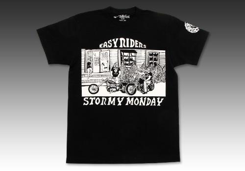【EASYRIDERS】EROriginal T恤 (STORMY MONDAY) - 「Webike-摩托百貨」