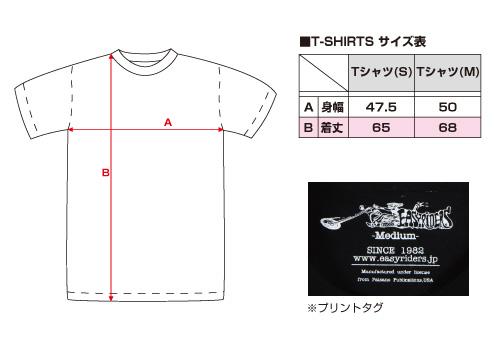 【EASYRIDERS】EROriginal T恤【ERS35】 - 「Webike-摩托百貨」
