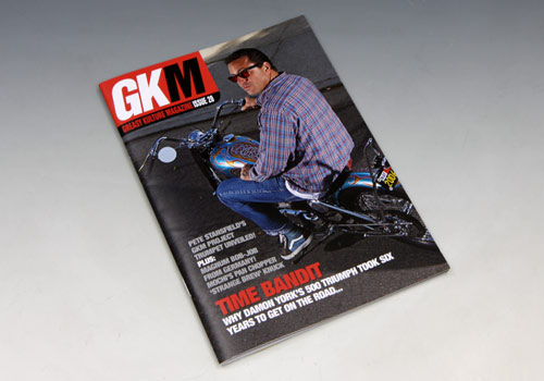 【EASYRIDERS】Greasy Kulture Magazine 20號 - 「Webike-摩托百貨」