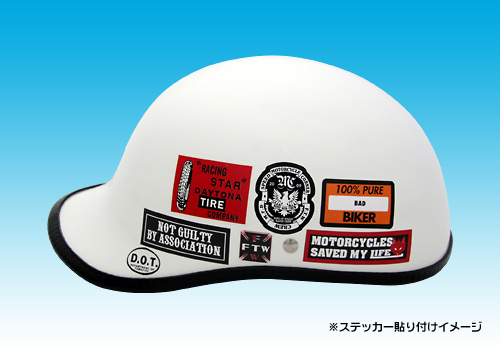 【EASYRIDERS】貼紙組 B - 「Webike-摩托百貨」