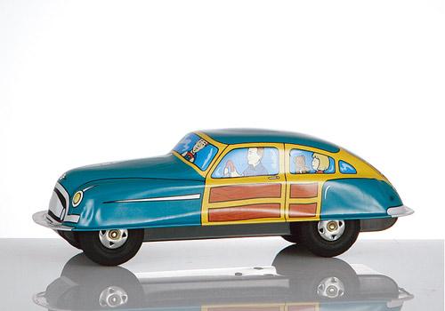 【EASYRIDERS】【DULTON】Tin car【Family】馬口鐵玩具車 - 「Webike-摩托百貨」