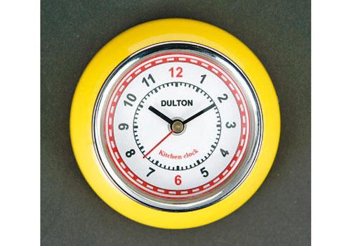 【EASYRIDERS】【DULTON】廚房時鐘 (附磁鐵) - 「Webike-摩托百貨」