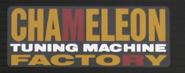 【Chameleon Factory】貼紙標準型(104×40) - 「Webike-摩托百貨」