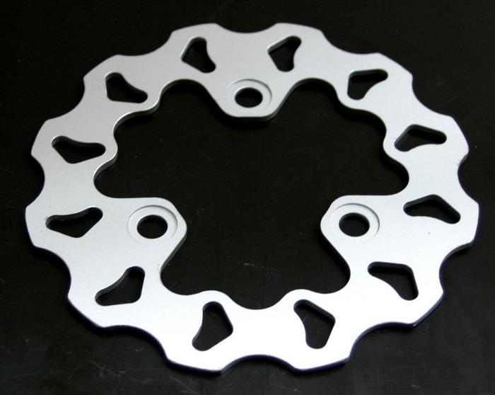 【Chameleon Factory】三孔固定式煞車碟盤 - 「Webike-摩托百貨」