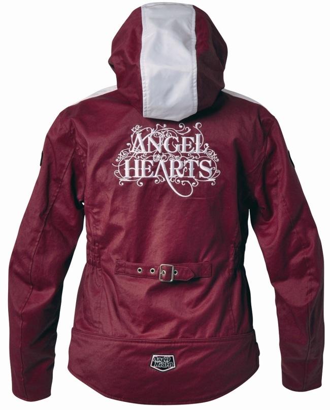 【Angel Hearts】棉質夾克 AHJ-4114 - 「Webike-摩托百貨」