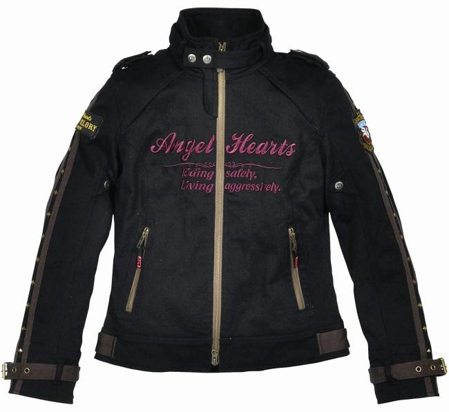 【Angel Hearts】棉質夾克 AHJ-4115 - 「Webike-摩托百貨」