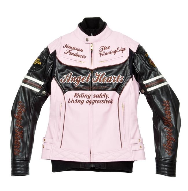 【Angel Hearts】仿皮革夾克 AHJ-3131 - 「Webike-摩托百貨」