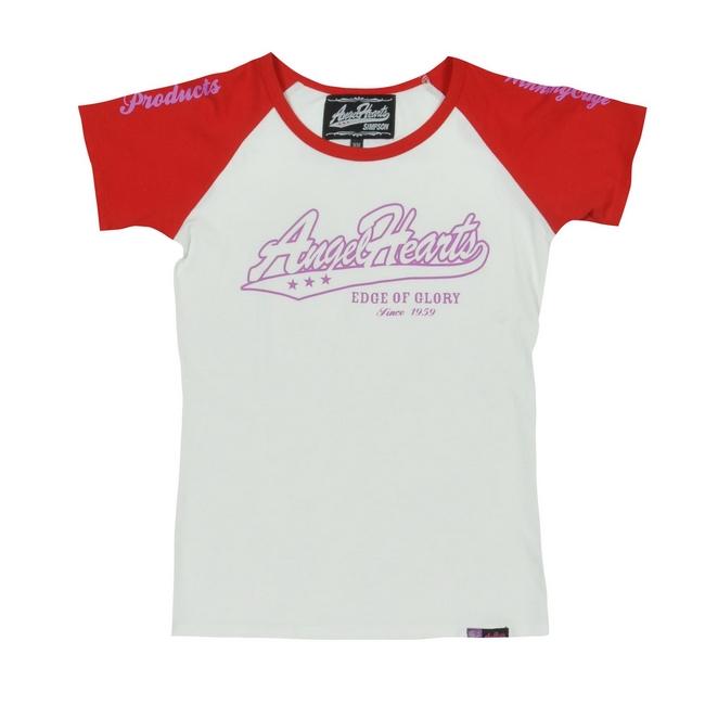【Angel Hearts】T恤 AHT-311 - 「Webike-摩托百貨」