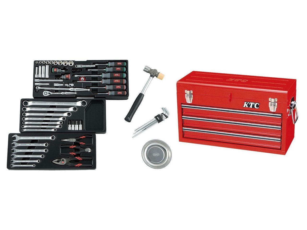Tools Set Chest Type