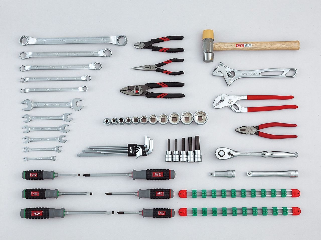 Tools Set Chest Type for General Machine