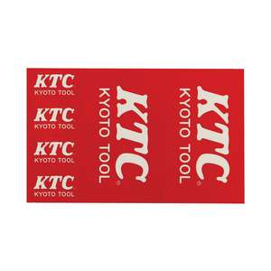KTC KTC Logo Sticker
