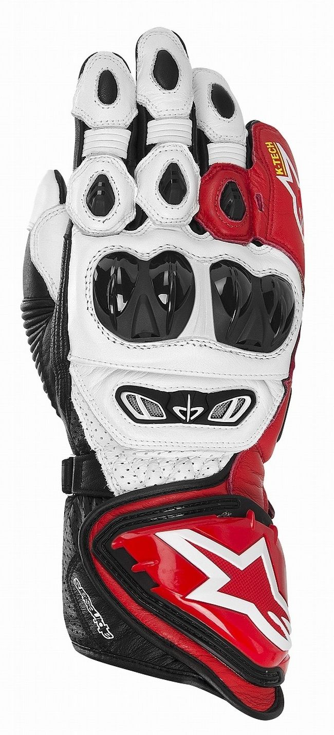 GP TECH Leather Gloves