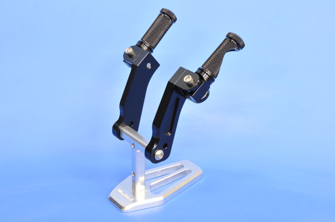 【WOODSTOCK】後座腳踏套件 (Z1000MkII用) - 「Webike-摩托百貨」